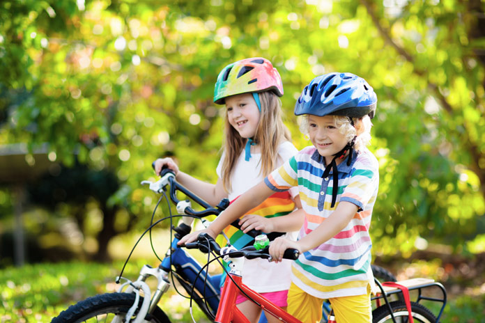 Kupnja dječjeg bicikla