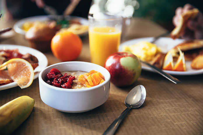 Zdrav i ukusan doručak