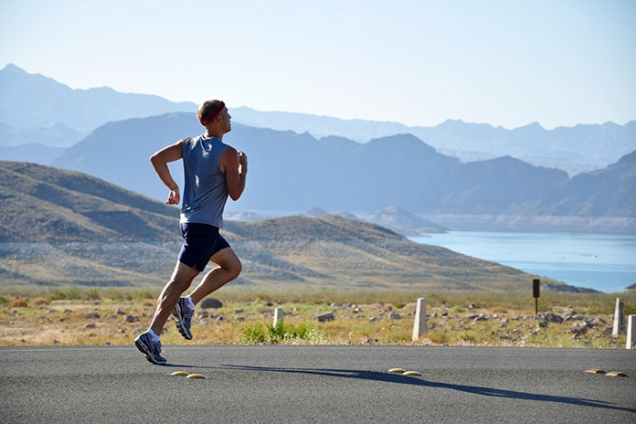 Učinki trčanja